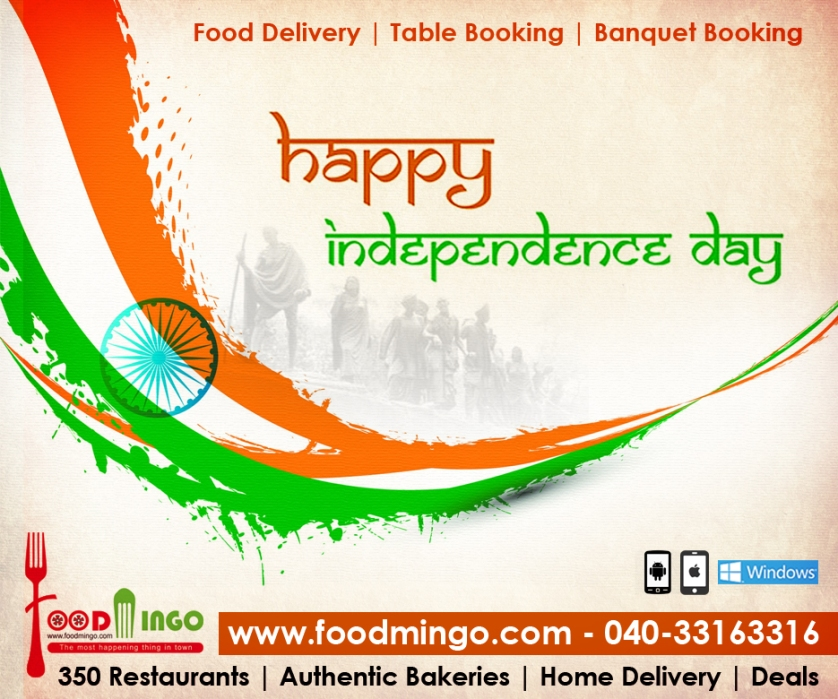 Warm wishes on the grand occasion of Indian Independence Day!