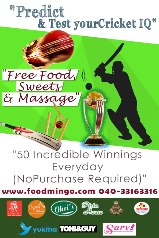 Predict Match Results for Incredible Winnings *FOOD, SWEETS & MASSAGE* Everyday